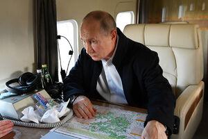 پوتین: بروز بلایای طبیعی در روسیه بی سابقه است