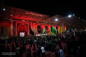 عکس/ دستههای عزاداری در نجف اشرف