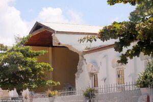 زلزله هائیتی 300 کشته برجای گذاشت