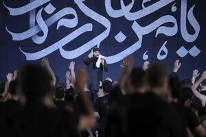صوت/ شب چهارم محرم با نوای عبدالرضا هلالی