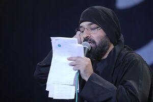 صوت/ شب ششم محرم با نوای عبدالرضا هلالی
