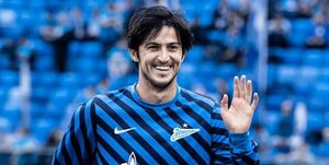 ستایش قهرمان المپیک از ستاره ایران