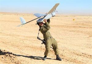 سقوط پهپاد اسرائیلی در خاک سوریه