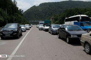 فیلم/ ۱۸ هزار خودرو از گیلان برگشت خوردند
