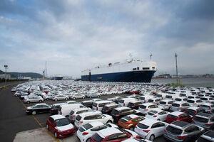بازار جهانی خودرو در حال کوچکتر شدن