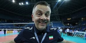 دلبری کولاکوویچ برای بازگشت به والیبال ایران