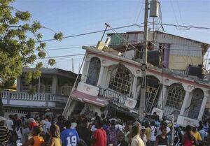 تلفات زلزله هائیتی به مرز ۱۳۰۰ نفر رسید