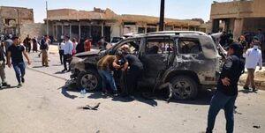 شهادت یکی از فرماندهان الحشد الشعبی در حمله پهپادی در سنجار عراق +عکس