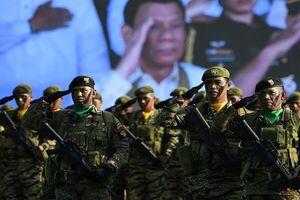 کشته شدن ۱۶ شورشی به دست ارتش فیلیپین
