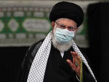 دومین شب مراسم عزاداری امام حسین(ع) با حضور رهبر انقلاب برگزار شد