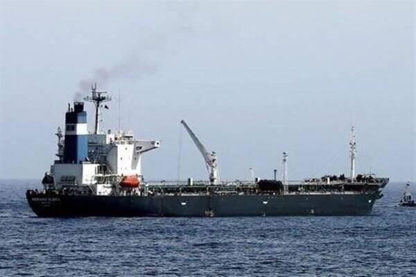 پهلو گرفتن دومین کشتی حامل سوخت ایران در سوریه