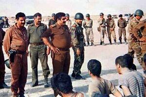 حکم اعدام به خاطر نوشتن «مرگ بر صدام»/ مورچههایی که اسرای ایرانی را زندهزنده خوردند - کراپشده