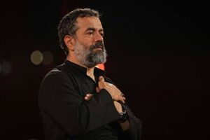 فیلم/ نوحهخوانی ظهر عاشورا حاج محمود کریمی در مناطق محروم