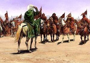 امام حسین (ع) بهترین نمونه کرامت هستند