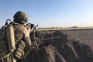 کشته شدن ۳ عضو «پ.ک.ک» در جریان عملیات نظامی ترکیه در شمال سوریه