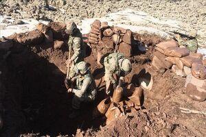 حمله توپخانهای و خمپارهای ترکیه به سوریه