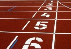 نماینده دوی ۱۰۰ متر ایران به خط پایان نرسید