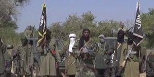 ۱۹۰ عضو بوکو حرام تسلیم ارتش نیجریه شدند
