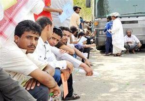 اخراج یمنی ها از عربستان غیرقانونی است