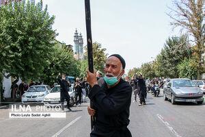 عکس/ تاسوعا ۱۴۰۰ در تهران