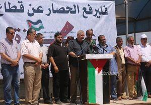 گروههای فلسطینی: اسرائیل نمیتواند از طریق محاصره اهداف خود را محقق کند