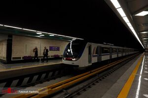 تهران به چه تعداد واگن مترو نیاز دارد؟