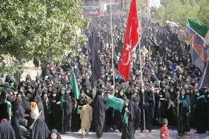 عکس/ عاشورای حسینی در هرات افغانستان