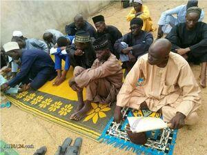 حمله پلیس نیجریه به عزاداران حسینی