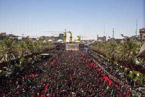 عزاداری ظهر عاشورا در ایران و سایر کشورها +عکس