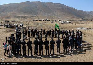 عکس/ عزاداری عشایر در روز عاشورا