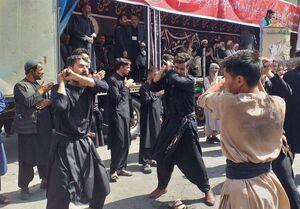 طالبان: اجازه نمیدهیم کسی مراسم اهل تشیع را تهدید کند +عکس