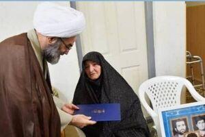 مادر شهیدان «کریم بخش» آسمانی شد