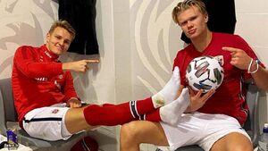 گرانترین فوتبالیست نروژی