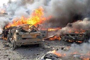 انفجار در مسیر نیروهای الحشد الشعبی در بغداد؛ ۲ شهید و ۷ زخمی