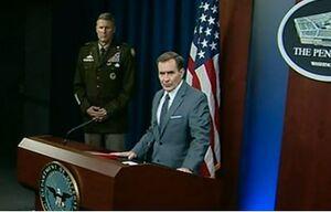 پنتاگون: ضربوشتم آمریکاییها در کابل توسط طالبان غیرقابل قبول است