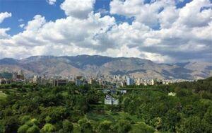 هوای تهران در شرایط سالم قرار دارد