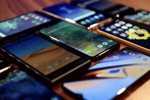 موبایل صدرنشین واردات ۴ ماه نخست امسال