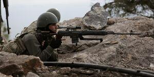 ۵ نظامی ترکیه در شمال سوریه کشته شدند