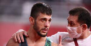 گلایه کشتیگیر المپیکی: مربیان مرا تخریب کردند