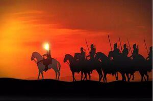 سفیر قزوین در کربلای حسین(ع)