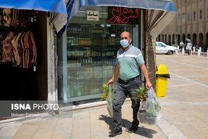 عکس/ مشهد پس از بازگشایی صنوف و پایان محدودیتها