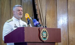 حضور مقتدرانه ناوگان نظامی ایران در آبهای دوردست