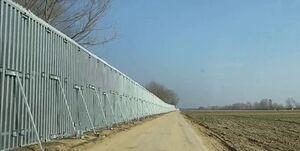 تکمیل دیوار مرزی ۴۰ کیلومتری یونان از بیم سیل پناهجویان