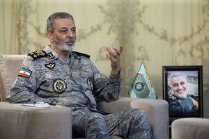 امیر موسوی: پدافند زیستی ارتش در برابر هیچگونه تهدیدی غافلگیر نشده است
