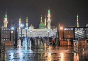 تشرف زائران خارجی به مسجدالنبی پس از ۱۰ ماه آغاز شد