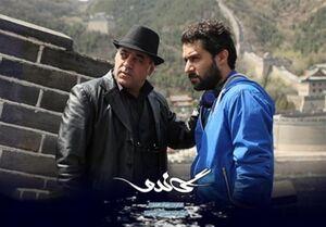 فیلم/ گفتوگوی جذاب با بازیگر نقش «آقامحمد» گاندو