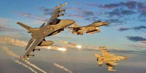 حملات سنگین جنگندههای ترکیه در ۲۰۰ کیلومتری عمق خاک عراق