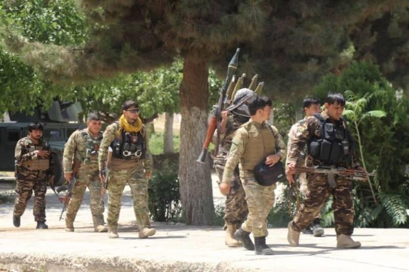 آخرین خبرها از تحولات میدانی افغانستان/اولین محور برای مقابله با طالبان پس از سقوط کابل + نقشه میدانی