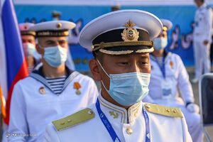 عکس/ مسابقات بینالمللی نظامی جام دریا در بندرانزلی