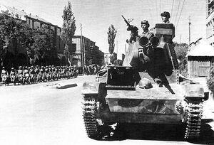 درس تاریخ به ایرانیها در جنگ جهانی دوم